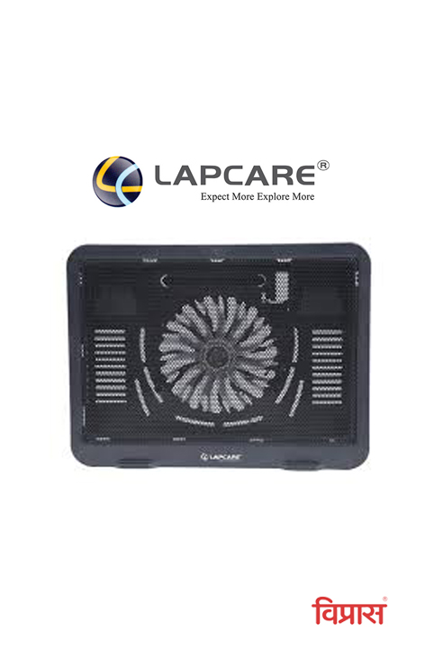 Laptop Lapcare 1 Fan Cooling Pad Lapkool