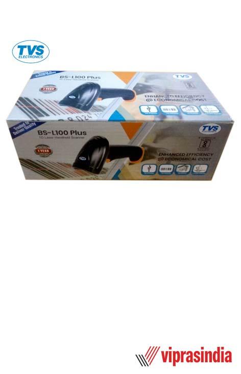 Barcode Scanner Laser TVS BS-L100 Plus(Handheld) (₹2,600.00)