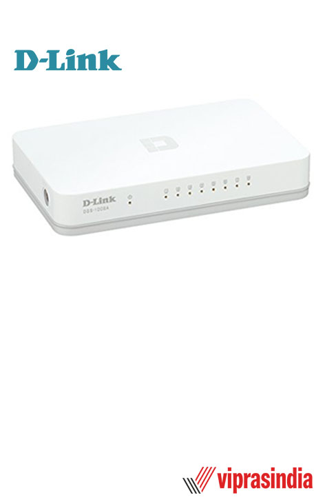Desktop Switch D-Link DES-1005C 10/100 Network