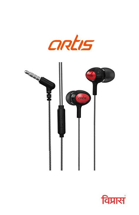 Headphones with Mic Artis E400M