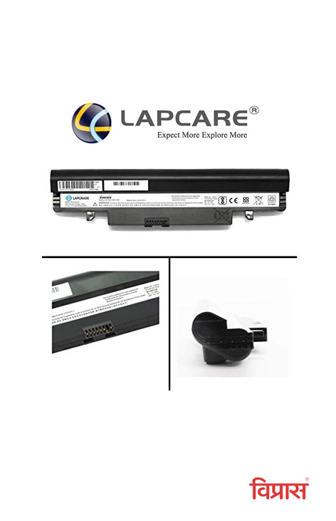 Laptop Battery Lapcare N150 Compitable Samsung