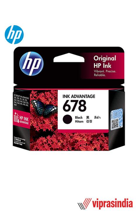Cartridge HP 678 Black CZ107AA