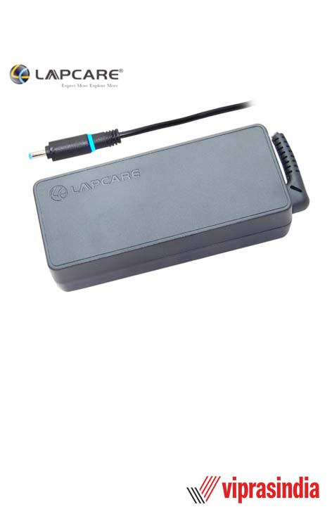 Laptop Power Adapter Lapcare For HP 19.5v 3.33a 65W