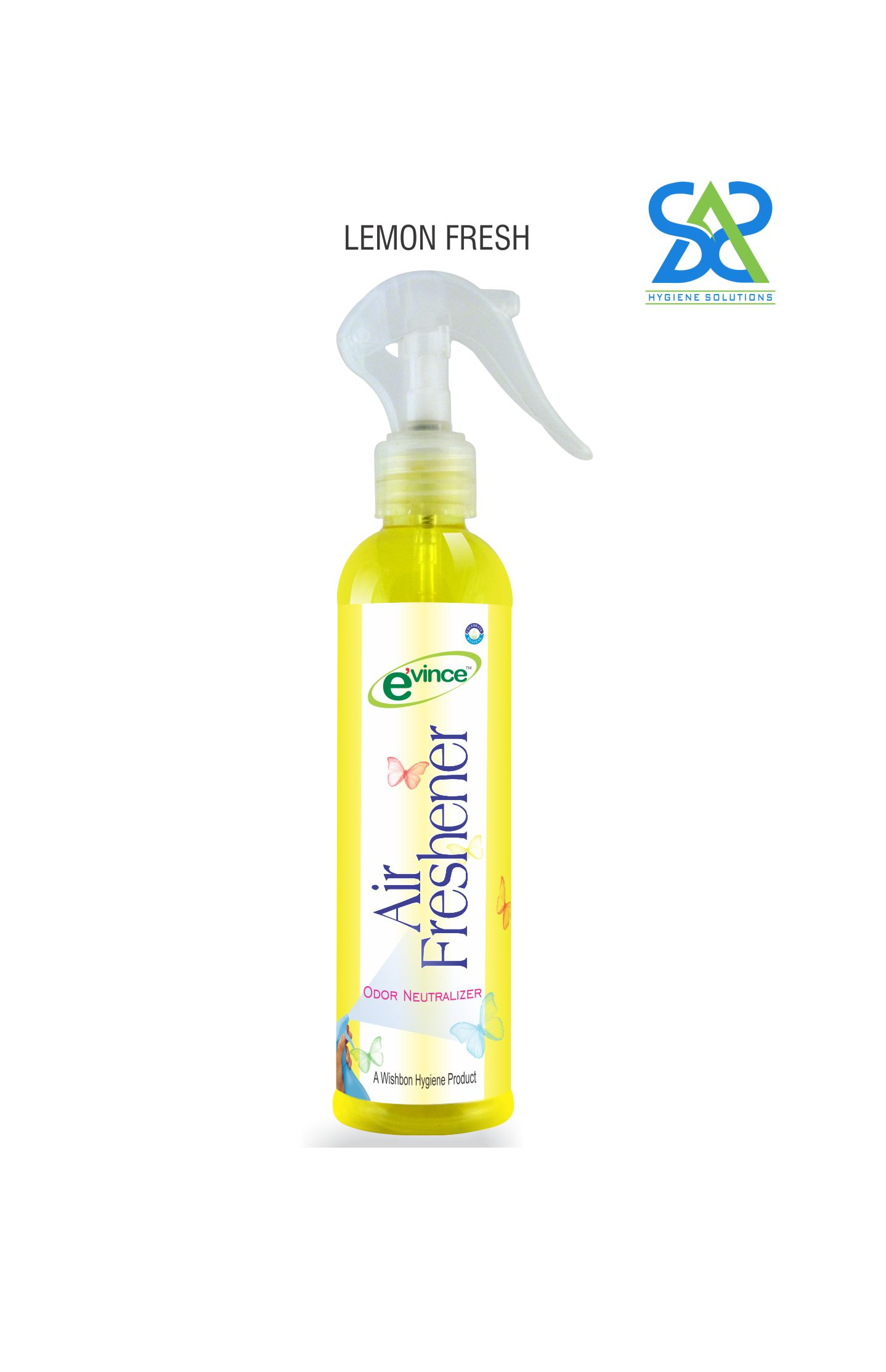 Evince Air Freshener - Lemon Fresh, 250ml