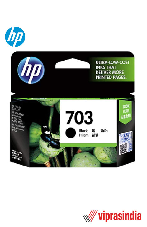 Cartridge HP 703 Black