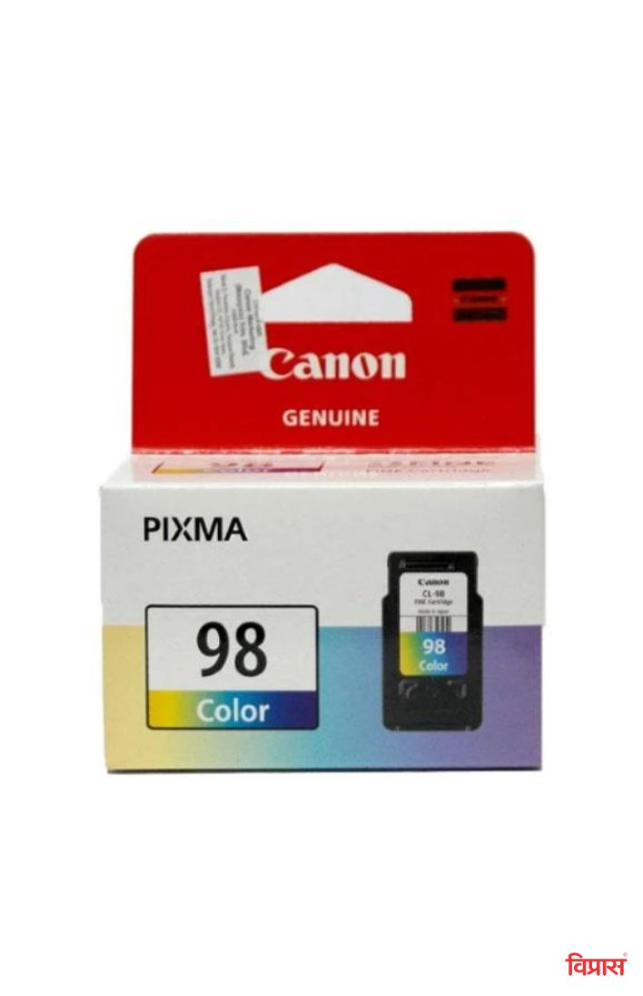 Cartridge Color Canon Pixma CL-98 Ink