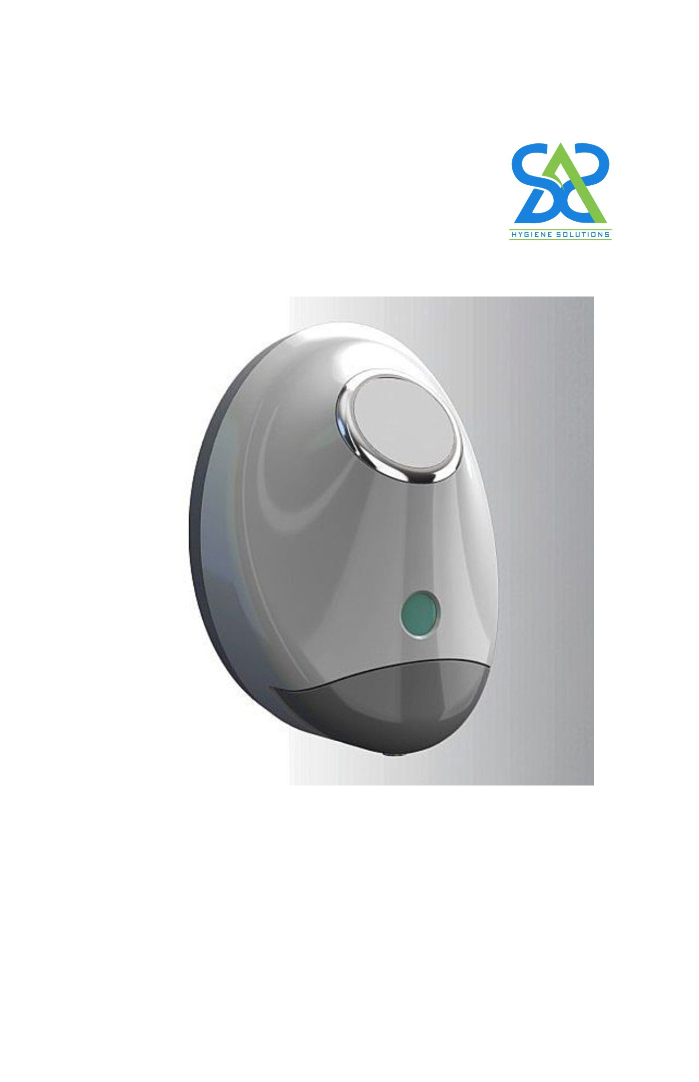 Soap Dispenser - SAS Oval WB - 006
