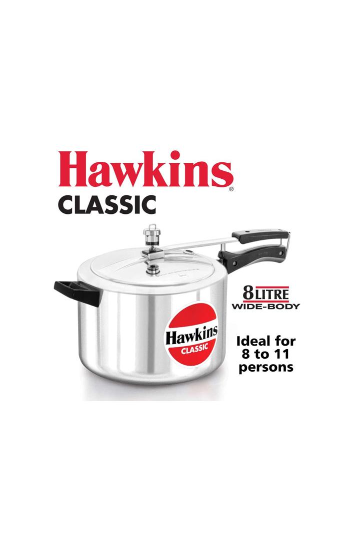 Hawkins Classic 8 Litre