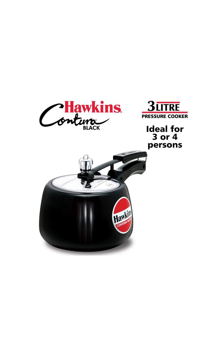 Hawkins Contura Black 3 litre