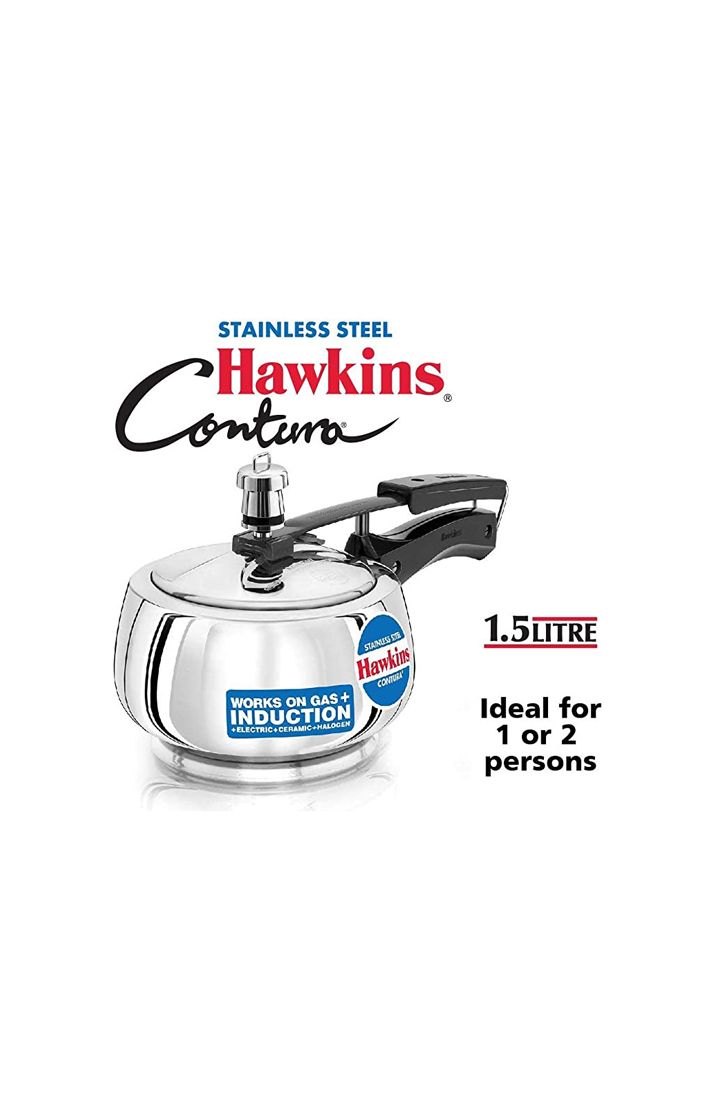 Hawkins Stainless Steel 1.5 Ltr.