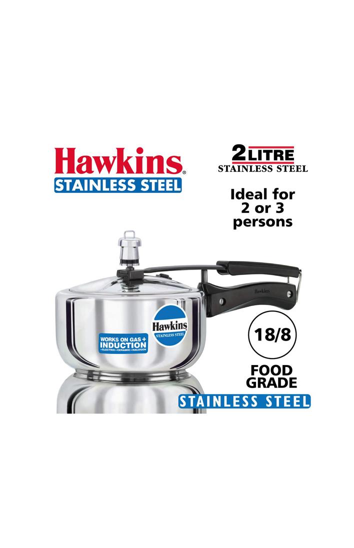 Hawkins Stainless Steel 2 Ltr.