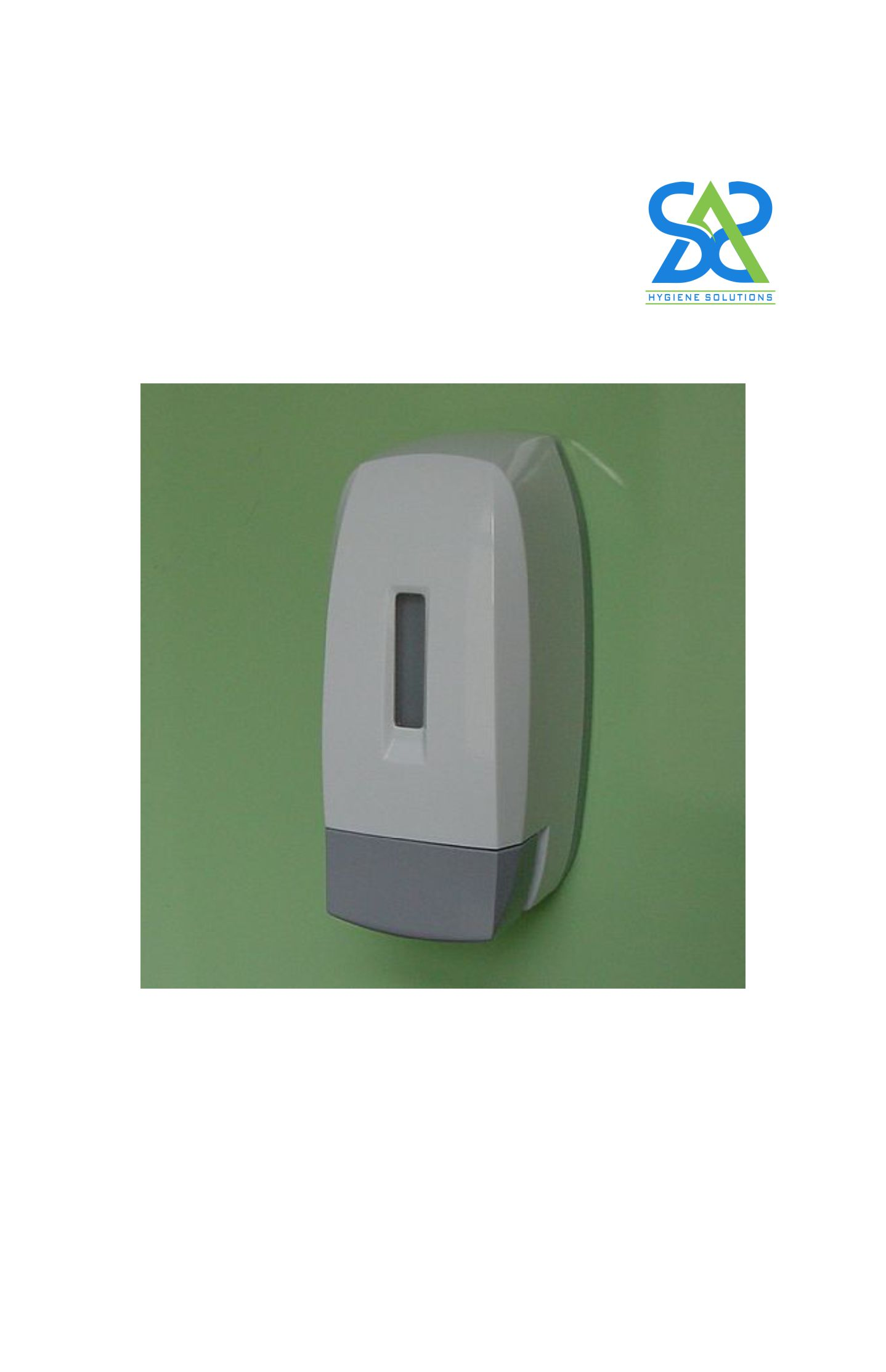 Soap Dispenser - SAS Standard WB - 007