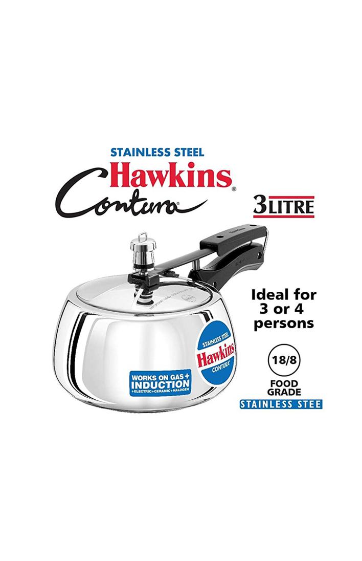 Hawkins Stainless Steel 3 Ltr.