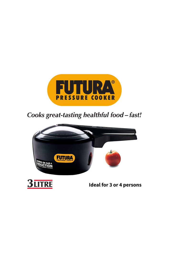 Futura 3 Litre Induction