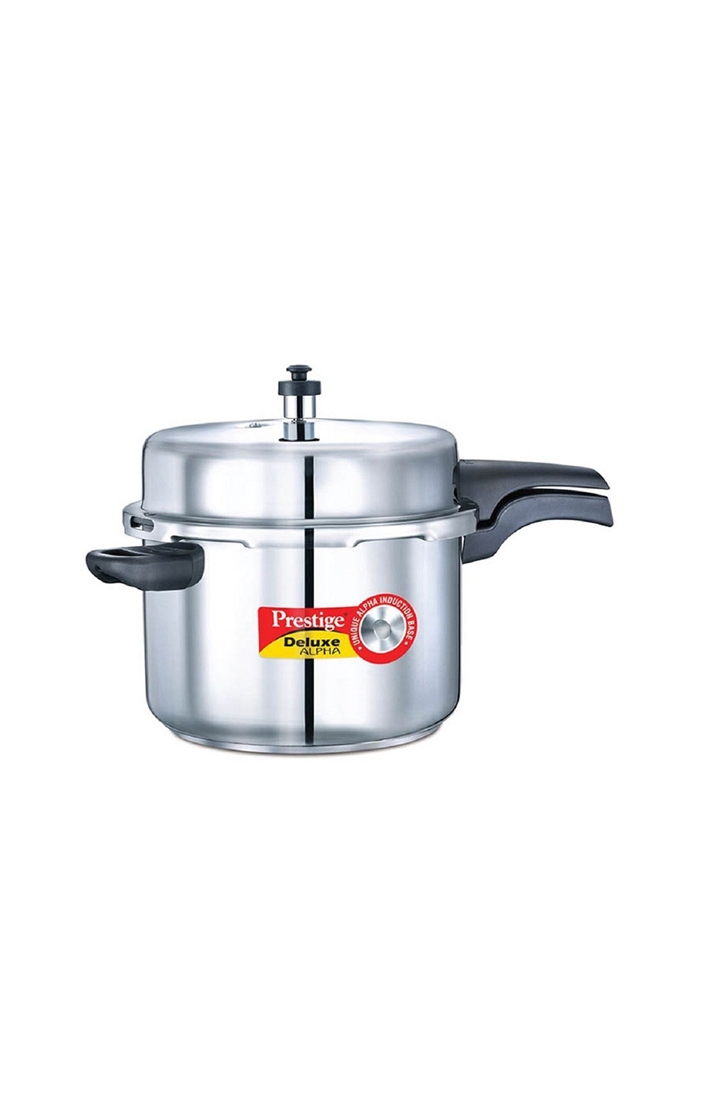 PRESTIGE Stainless Steel Deluxe Pressure Cookers 8 Litre