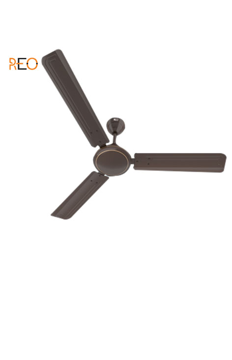 Ceiling Fan Havells Brand Reo Tejas 1200mm - Smoked Brown Copper