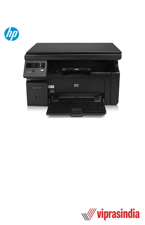 Printer HP Laserjet Pro Multifunction Monochrome Laser M1136 (Black)