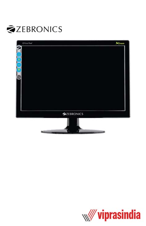 LED Monitor Zebronics 39.1 cm ZEB-V16HD