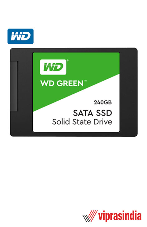 SSD WD Green 240 GB 2.5 inch SATA Internal