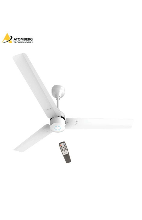 Atomberg Renesa 1400 mm BLDC Ceiling Fan with Remote - White