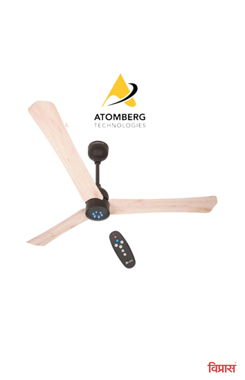 Ceiling Fan Atomberg Renesa  with Remote 3 Blade