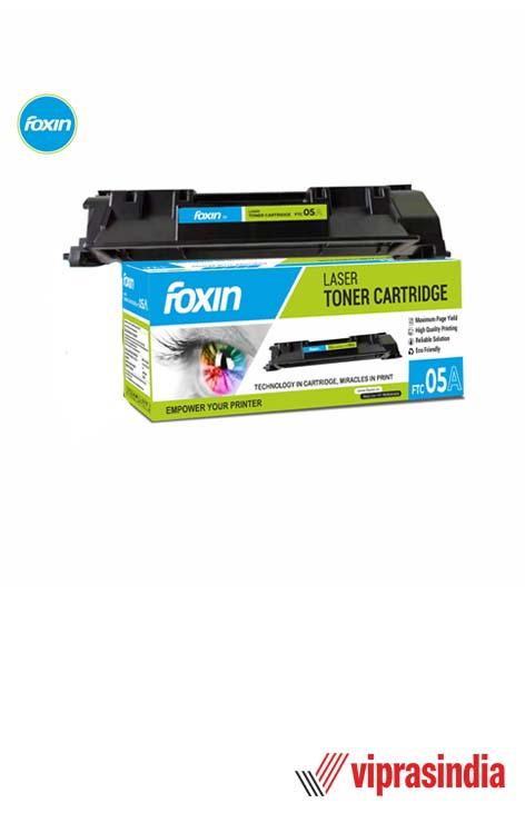 Toner Cartridge Foxin FTC-05A