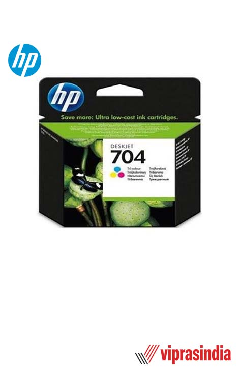 Cartridge HP 704 Color CN693AA