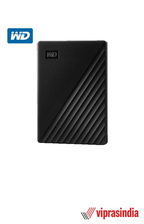 Hard Disk WD My Passport 1 TB External (Black)