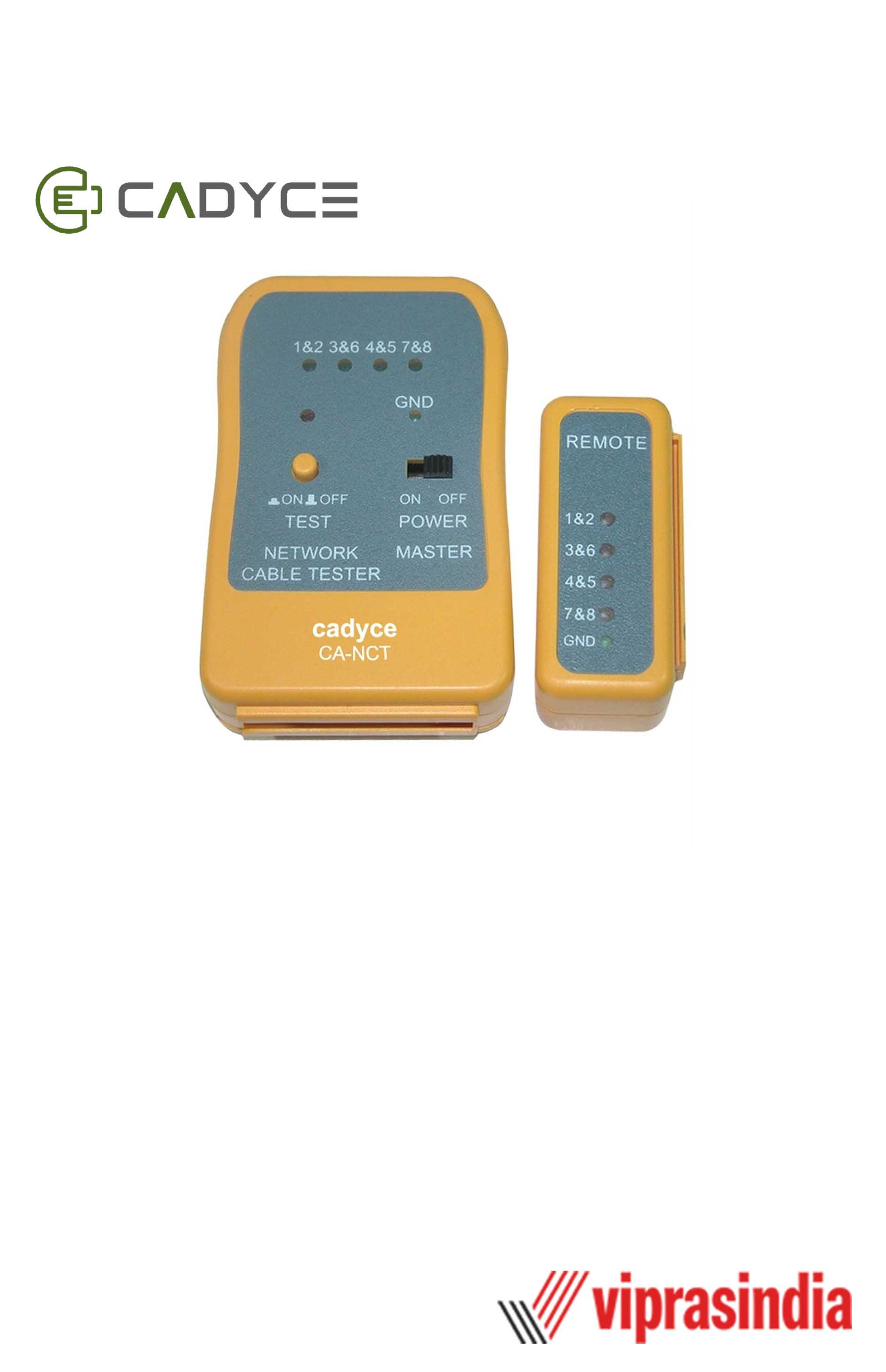 Cadyce Network Cable Tester CA-NCT