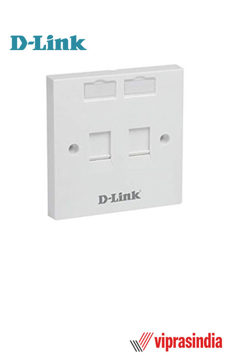 Face Plate Dlink NFP-0WHI21
