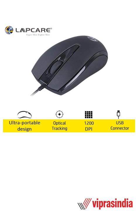 Mouse Lapcare Optical USB L70 Plus