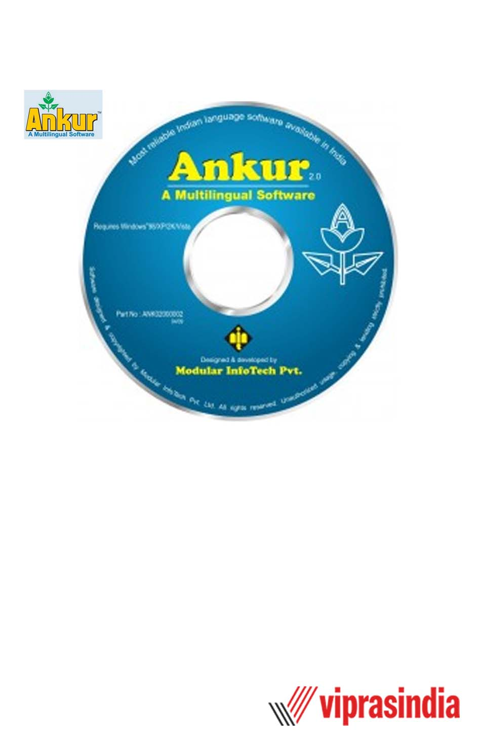 Ankur Multilingual Software