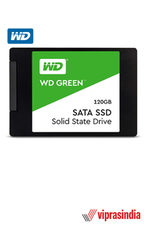 SSD WD Green 120 GB 2.5 inch SATA Internal