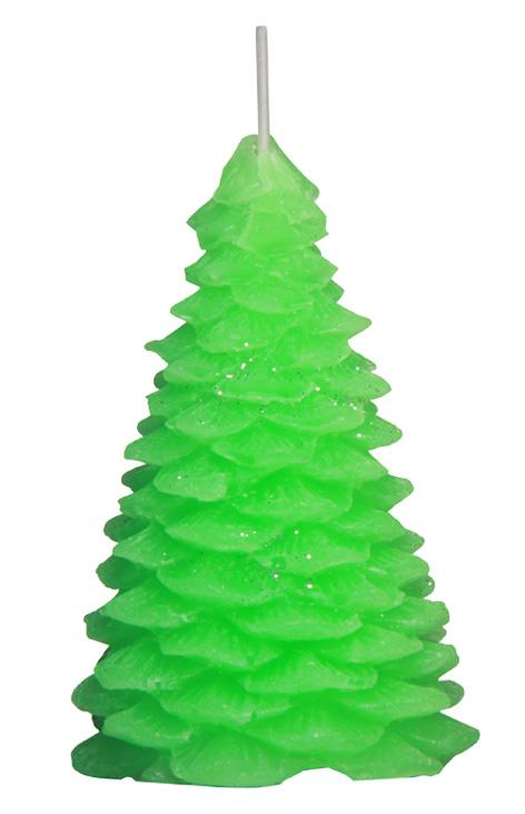 Candle Christmas Tree