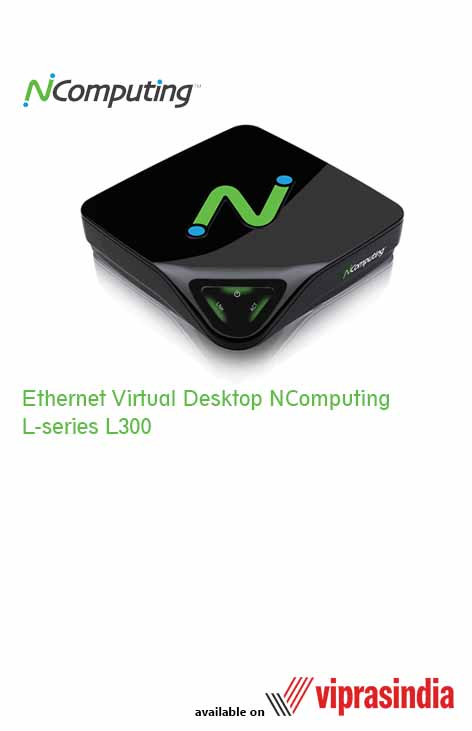 Ethernet Virtual Desktop NComputing L-series L300