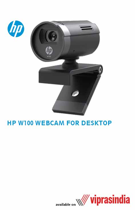 Webcam HP W100