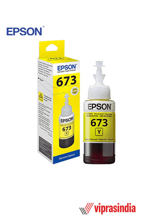 Ink Bottle Epson T6734 (Yellow)