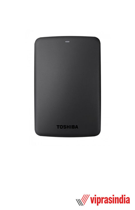 Hard Disk Toshiba 2TB External CANVIO BASICS