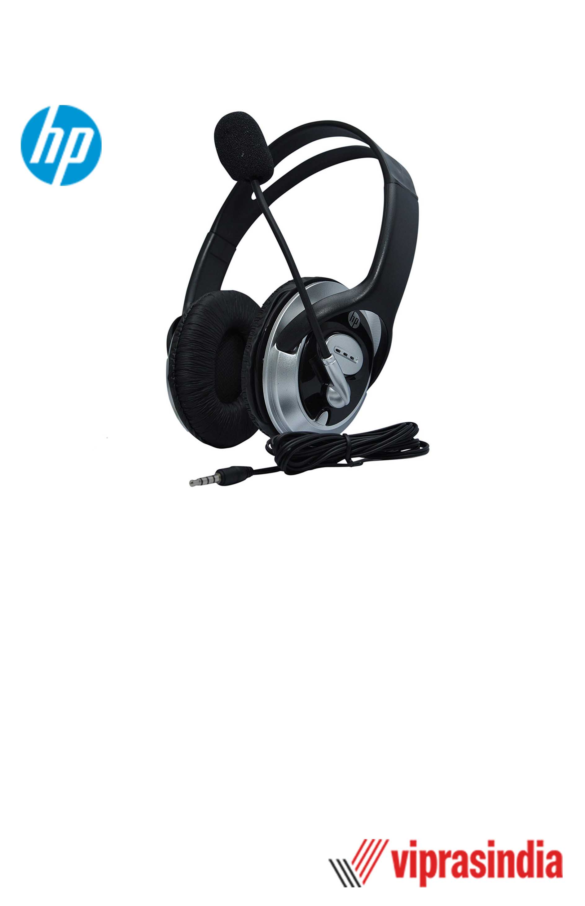 Headphone HP with Microphone B4B09PA#ACJ