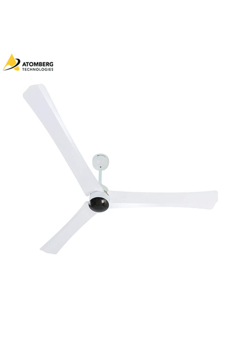 Atomberg Renesa+ 1400 mm BLDC Ceiling Fan with Remote - Pearl White