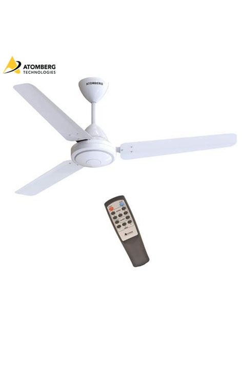 Atomberg Efficio 1400 mm BLDC Ceiling Fan with Remote - White