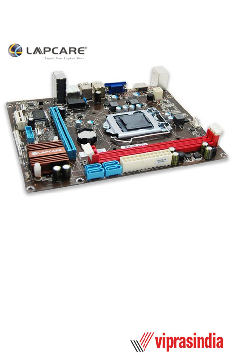 Motherboard Lapcare LMB H61 Chipset
