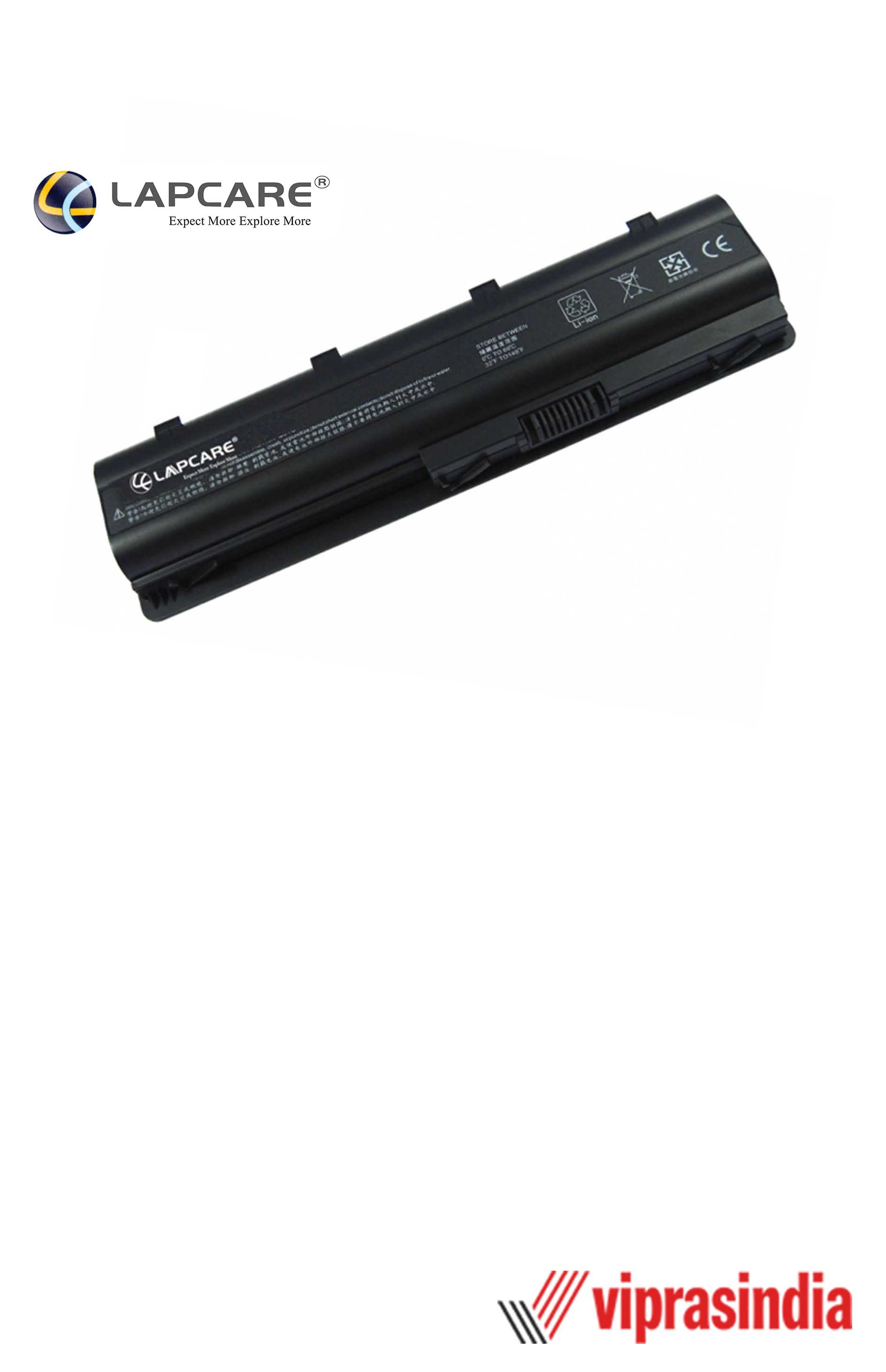 Laptop Battery Lapcare Compatible For HP CQ42