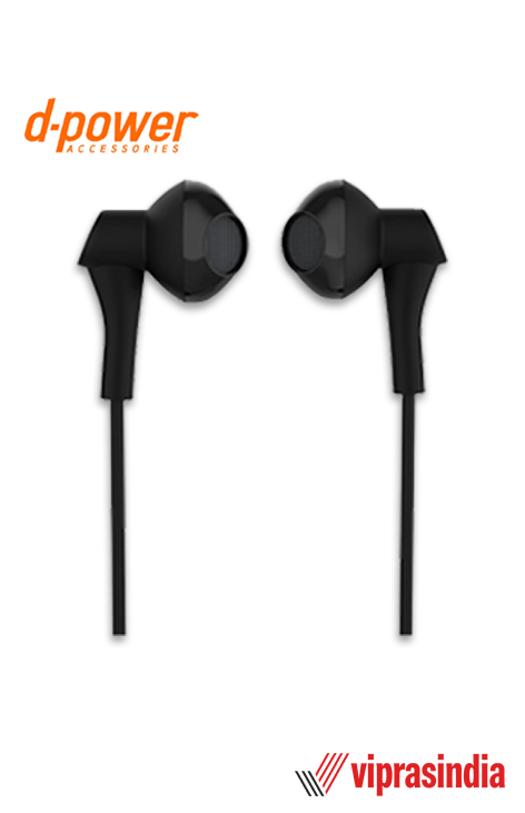 Earphones d-power Buzz Music Earphones DP-302