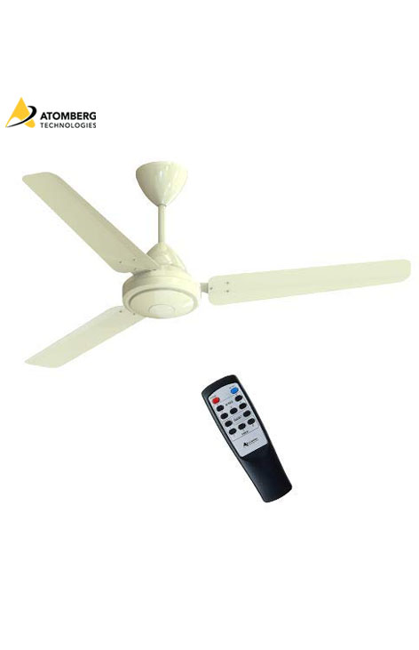 Atomberg Efficio 1400 mm BLDC Ceiling Fan with Remote - Ivory