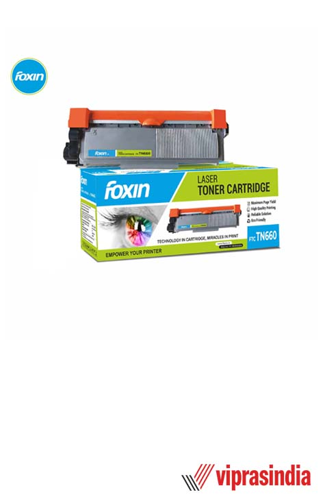 Toner Cartridge Foxin FTC-TN660