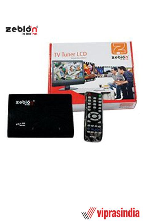 TV Tuner LCD Zebion