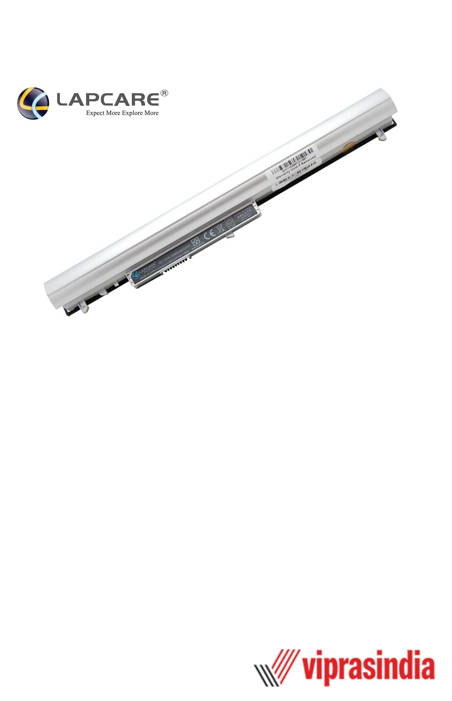 Laptop Battery Lapcare Compatible For HP LA04 4C