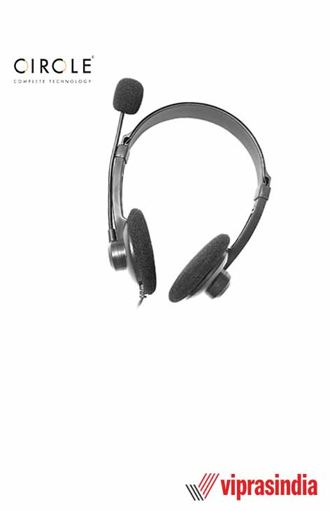 Headphone CIRCLE Headset with Mic (Concerto 200)