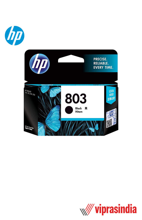 Cartridge HP 803 Black F6V23AA